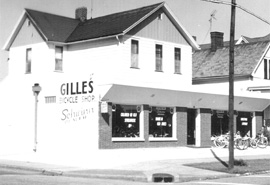 Gilles Bicycle Shop